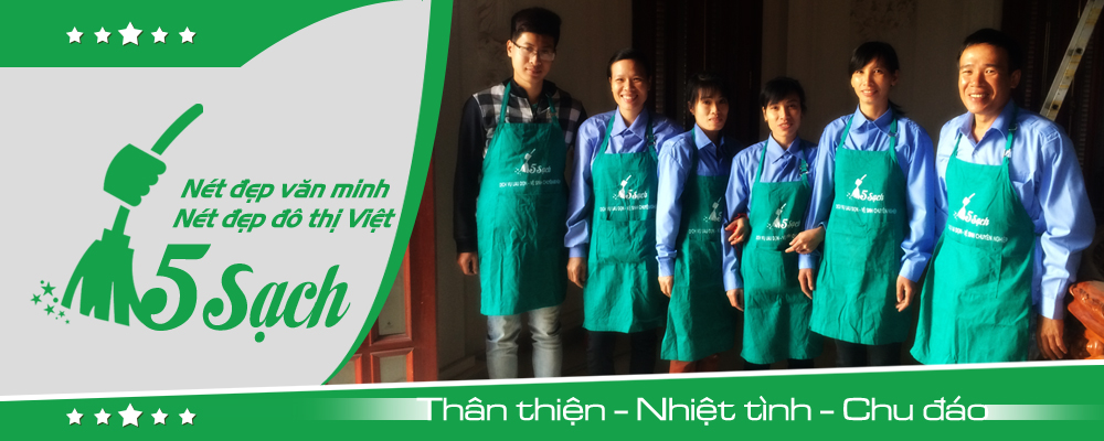 dịch vụ vệ sinh nhà giá rẻ tại Hà Nội dịp tết