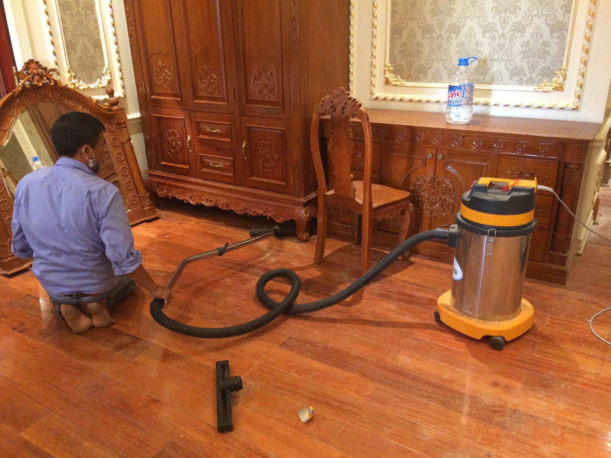 dịch vụ lau dọn văn phòng giá rẻ tại Hà Nội