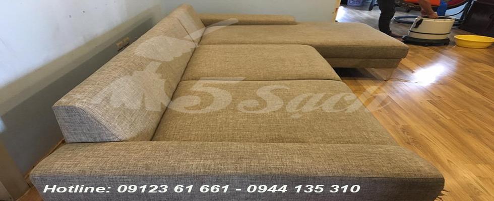 Cách làm sạch ghế sofa tại nhà