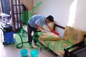 dịch vụ giặt ghế sofa tại nhà ở Hà Nội