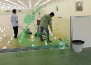 dịch vụ vệ sinh nhà mới xây