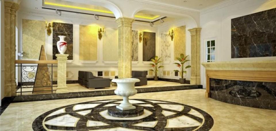 đánh bóng sàn đá marble chuyên nghiệp giá rẻ tại Hà Nội
