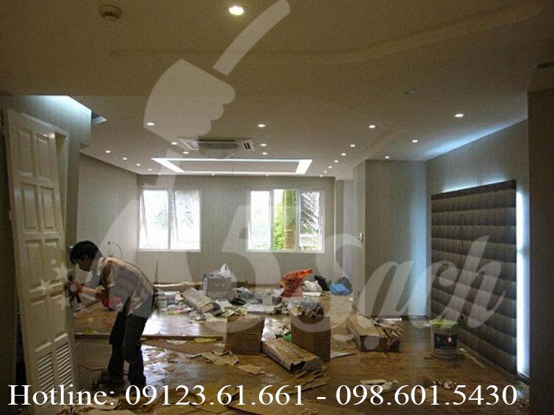 Cải tạo sửa chữa nhà tại Hà Nội