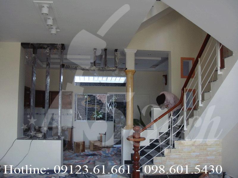Báo giá sửa chữa nhà Hà Nội 2021