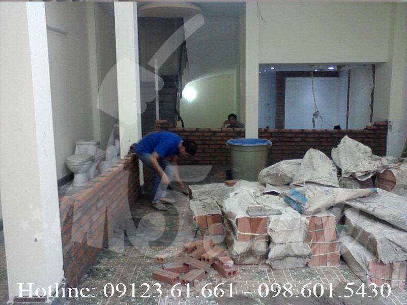 Dịch vụ sửa chữa nhà của