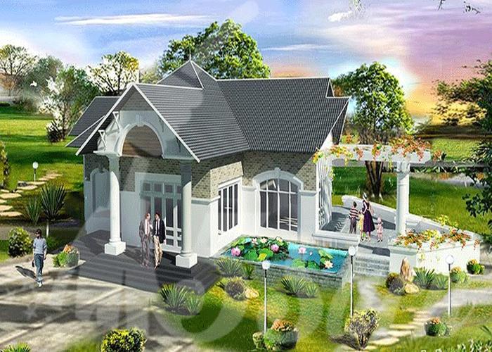 dịch vụ sửa chữa nhà đem lại cho bạn một không gian xanh
