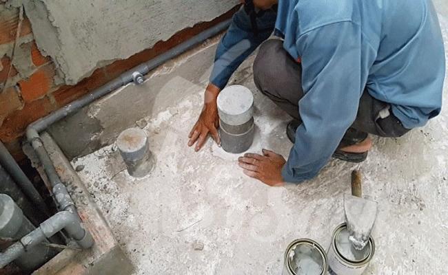 Dự toán sửa chữa nhà vệ sinh