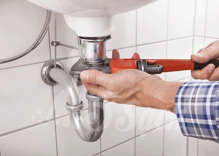 Sửa chữa đường ống thoát nước