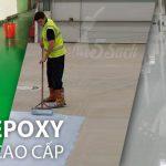 Thi công sơn Epoxy mang lại rất nhiều ưu điểm