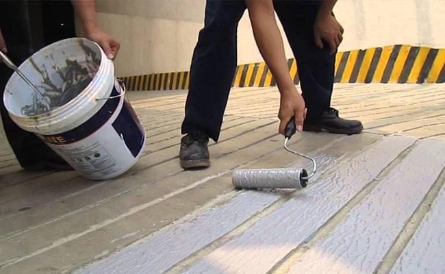 Báo giá thi công sơn epoxy chống trơn trượt