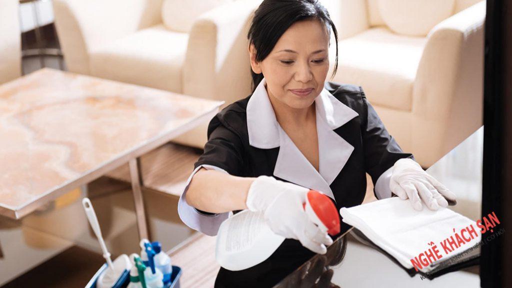 bảng checklist công việc vệ sinh nhà hàng