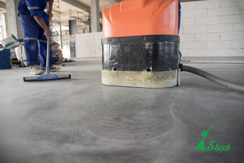 Đánh bóng sàn bê tông là gì?