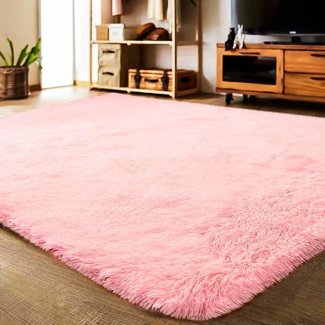 Giặt thảm bằng máy giặt, cách giặt thảm lông