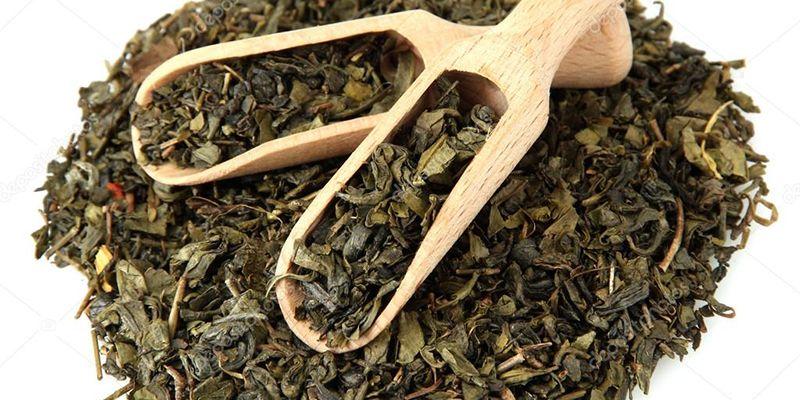 Lá trà kho + Cafe khử mùi xi măng hiệu quả